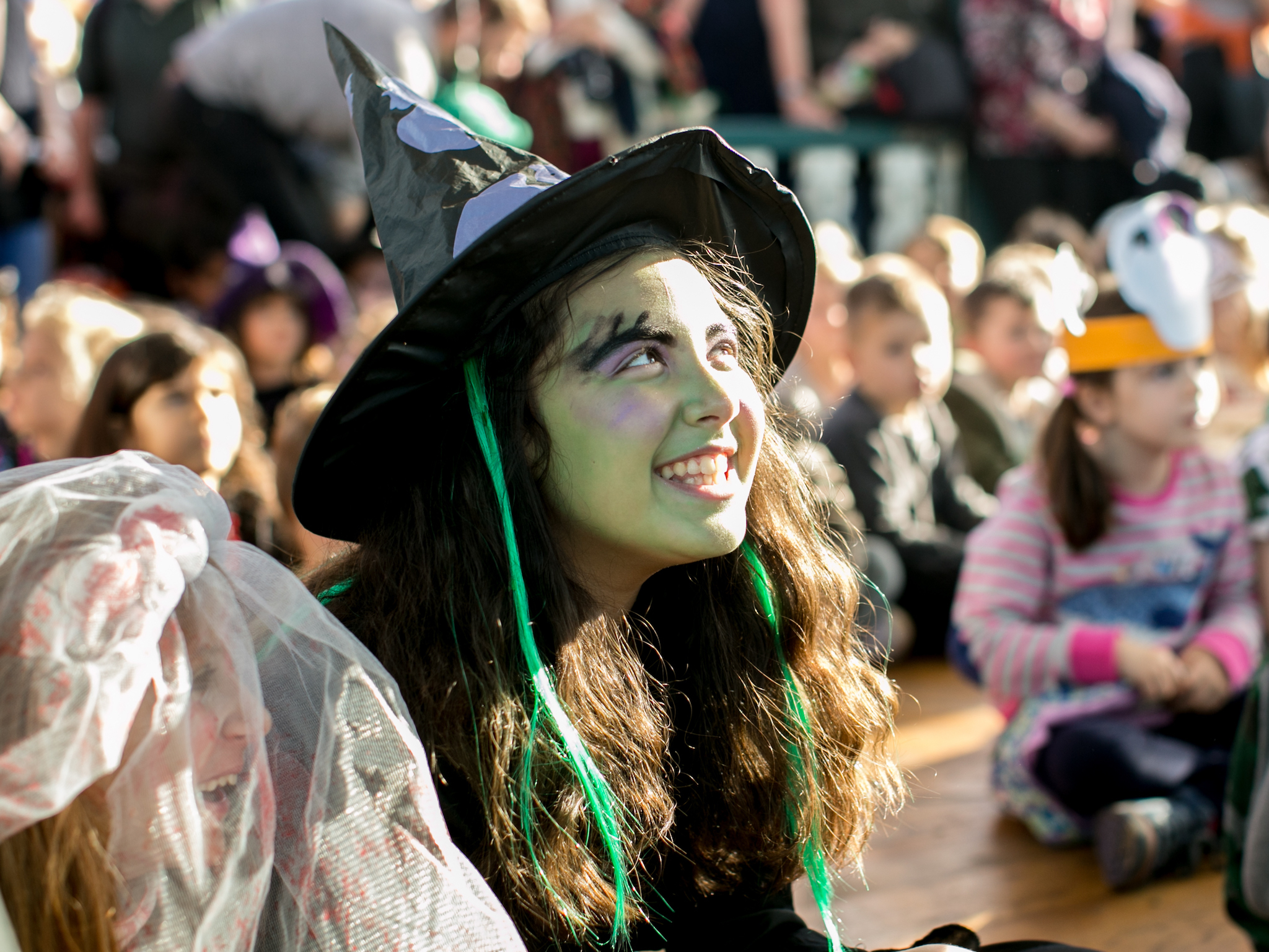 Sensationally spooky Halloween events for families in London