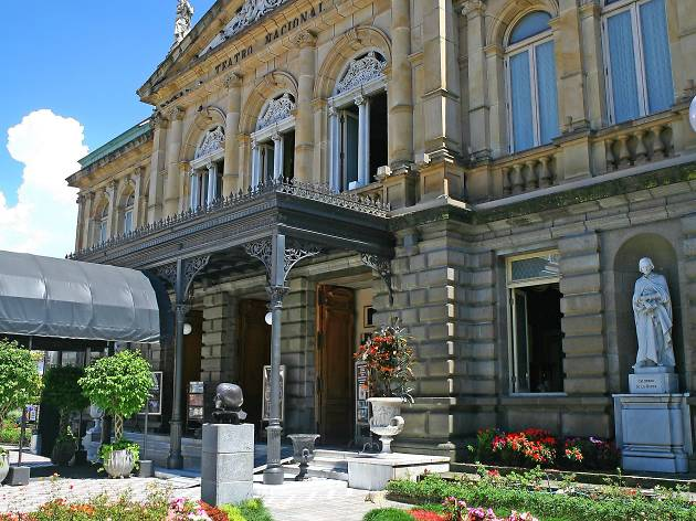 National theatre San José