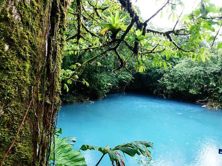 Days 10-11: Tenorio Volcano National Park