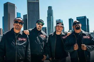 Cypress Hill vuelve a la CDMX