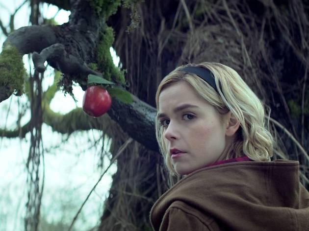 El mundo oculto de Sabrina: quiénes son los personajes de la nueva serie