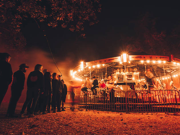 Los Angeles Haunted Hayride 2018