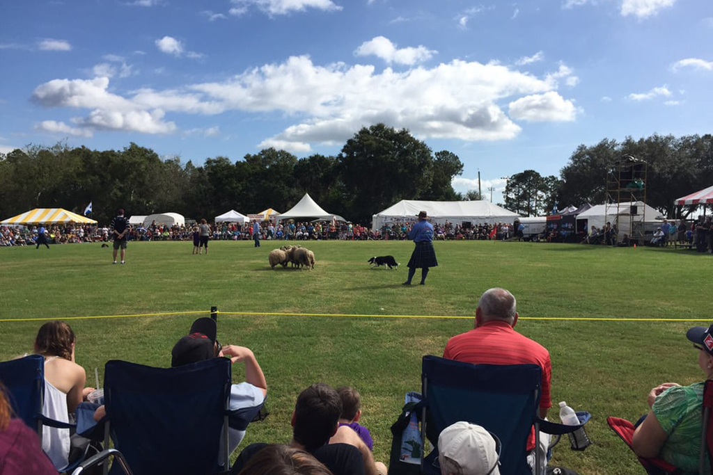 Central Florida Scottish Highland Games