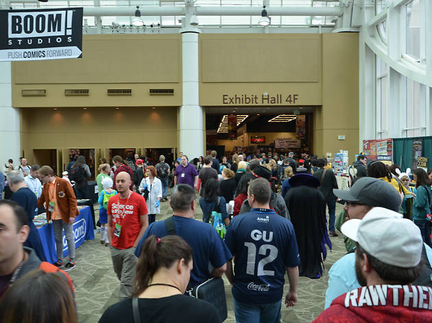 Emerald City Comic Con