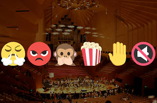 Sydney Opera House Concert Hall image for theatre listicle 2018