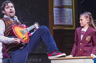 School of Rock 2018 London cast