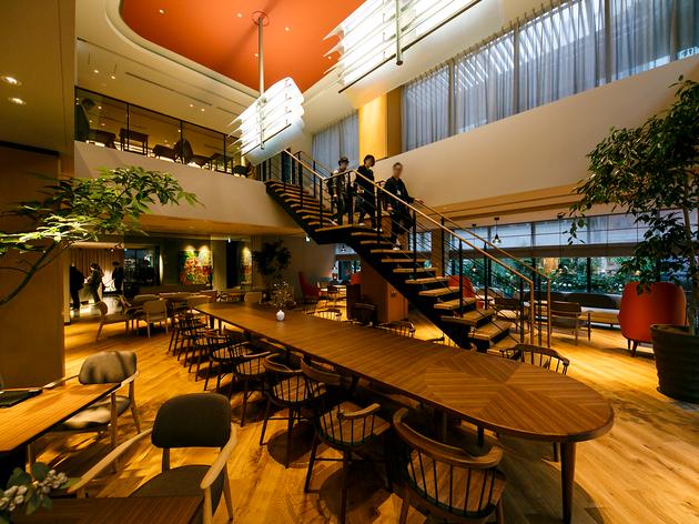 ガイドブックにもない地域の魅力を発信、NOHGA HOTEL UENOが11月にオープン
