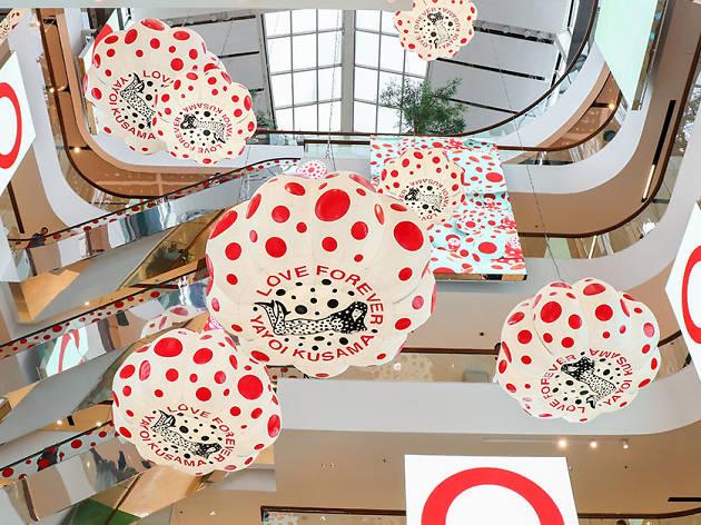 Bangkok Art Biennale, Yayoi Kusama