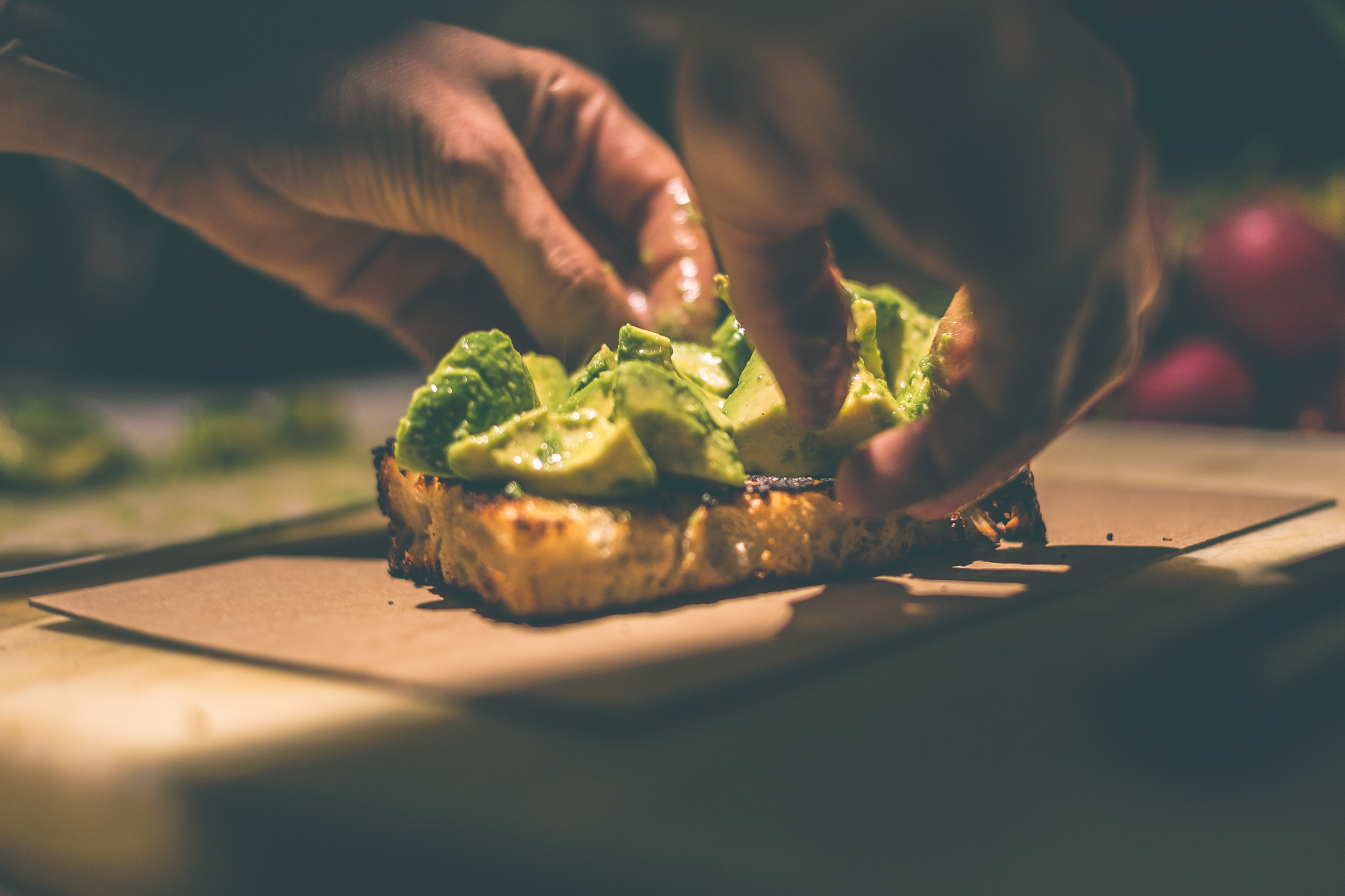 A new restaurant in Tel Aviv entirely dedicated to the blissful avocado