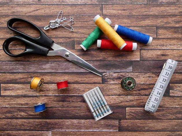 Workshop de Costura