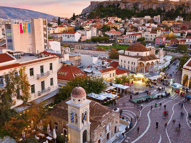 9 plans inoubliables à faire à Athènes