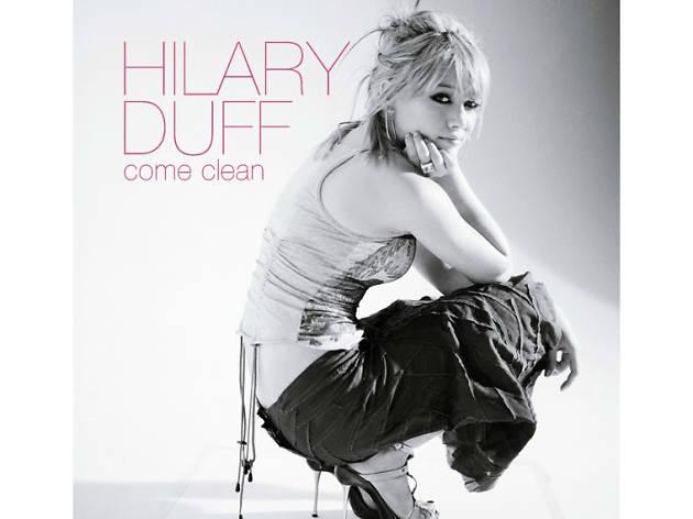 Hilary Duff Come Clean