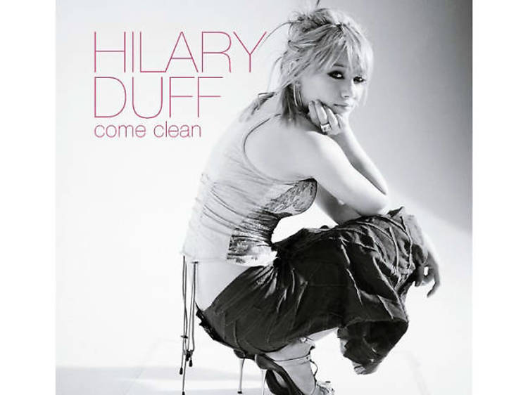"""""""Coming Clean"""" by Hilary Duff"""