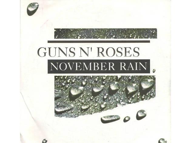 'November Rain' - Guns N' Roses