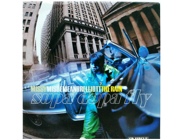 'The Rain' (Supa Dupa Fly)' - Missy Elliott