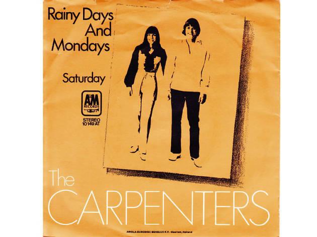 The Carpenters Rainy Days and Mondays