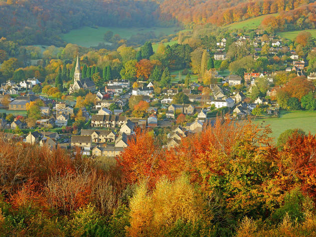Amazing autumn day trips from London