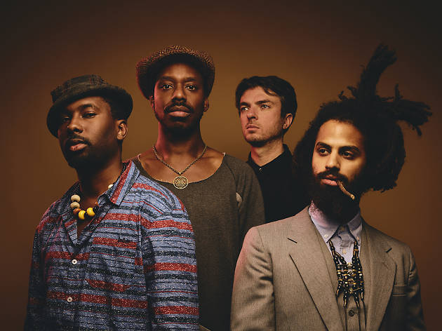 Os melhores discos de jazz de 2018