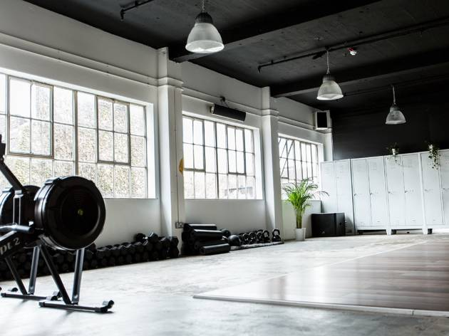 Fitness classes at Factory 45