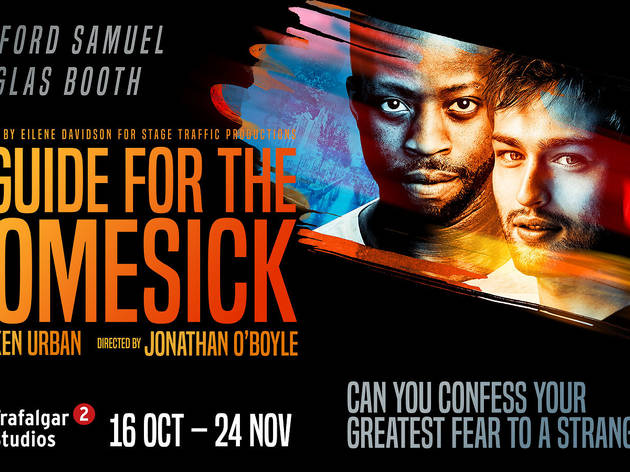 30% off 'A Guide for the Homesick' at Trafalgar Studios
