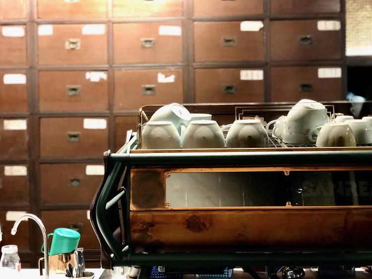 大和堂咖啡店:活化 cafe