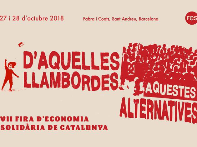 Fira d'Economia Solidària de Catalunya 2018