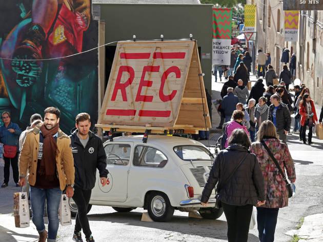 Guanya 200 euros i vés de compres al REC.018