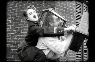 Filmharmonic: three greats Chaplin, Lloyd, Keaton