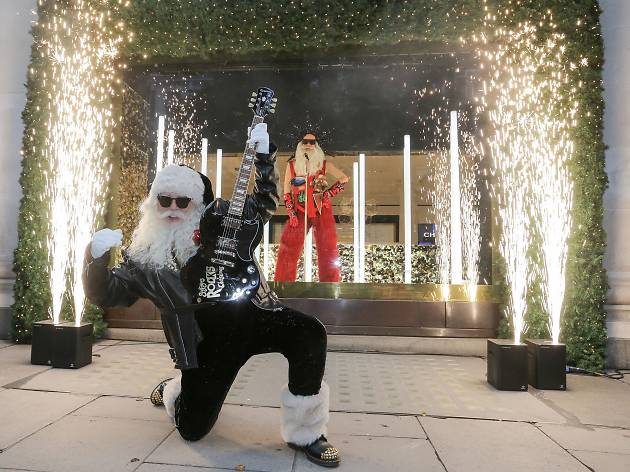 Selfridges has just unveiled its Christmas window displays (yes, really)
