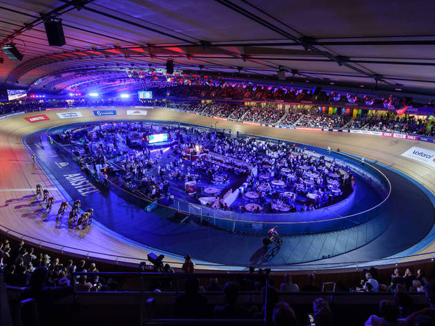 Exclusive track centre tickets to Six Day London