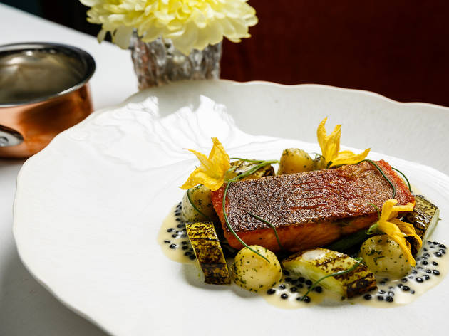 An exclusive three-course meal at Roux at Parliament Square
