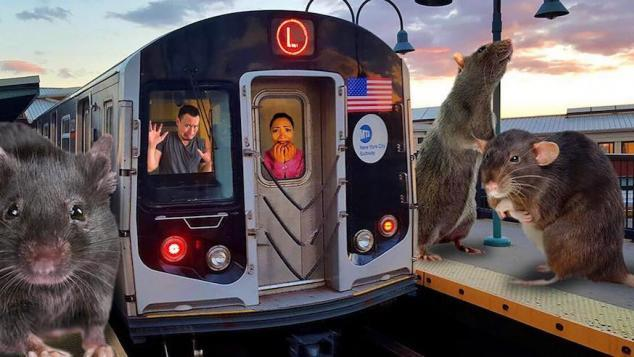 A spooky L train shutdown-themed haunted house and nightclub is coming to NYC