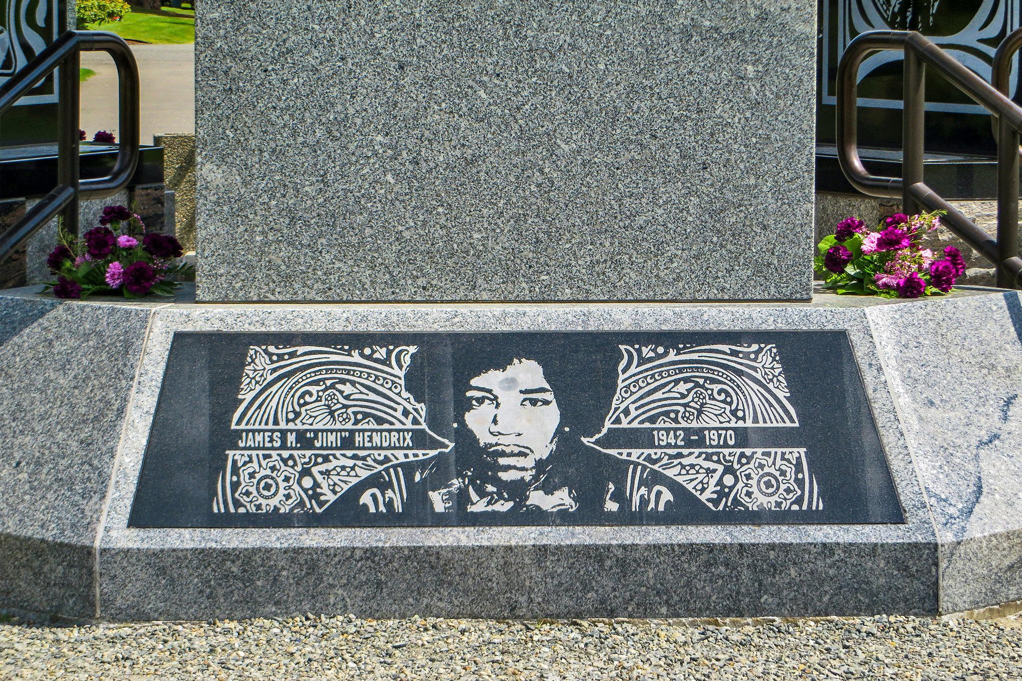 Jimi Hendrix Park