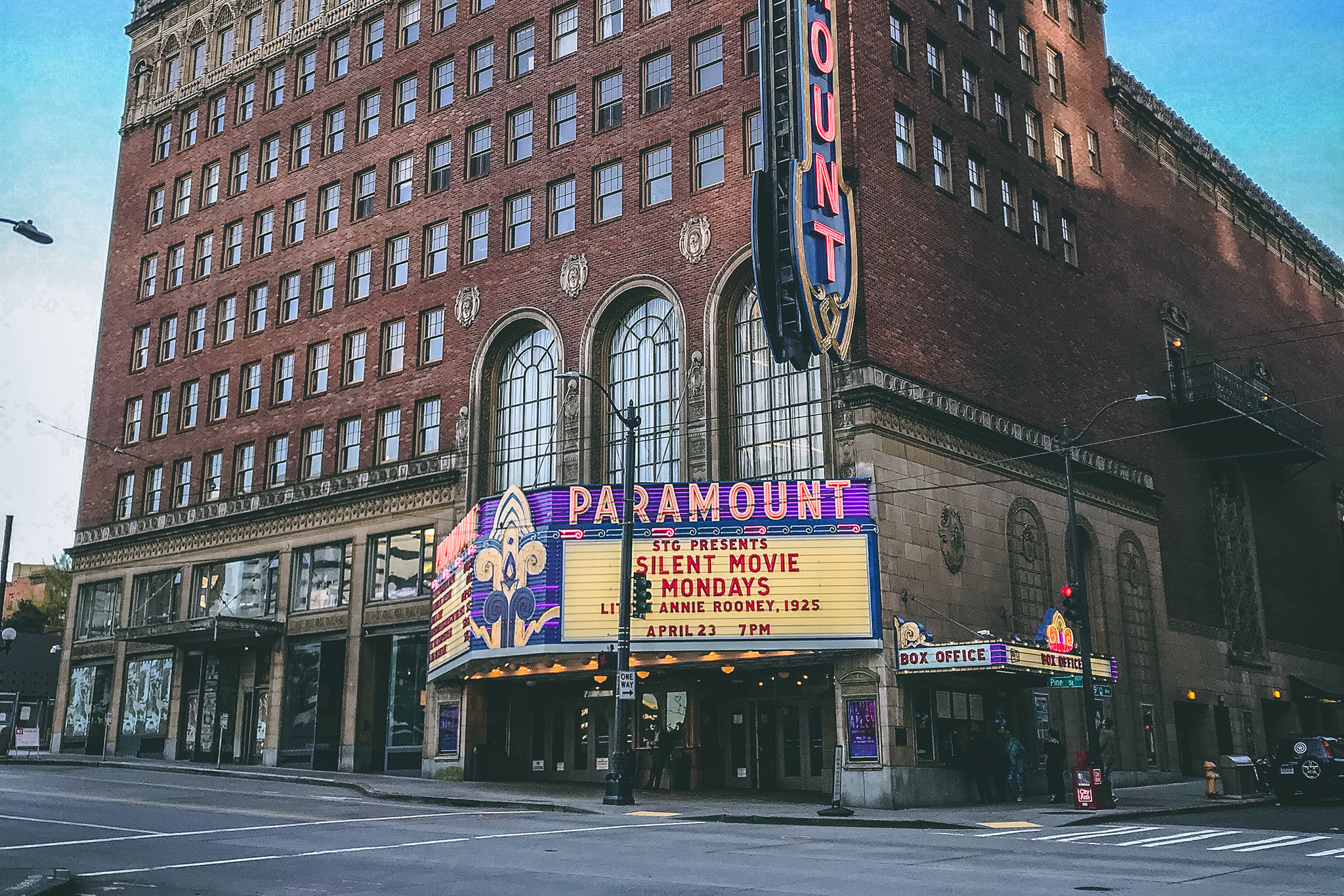 The 10 best theaters in Seattle