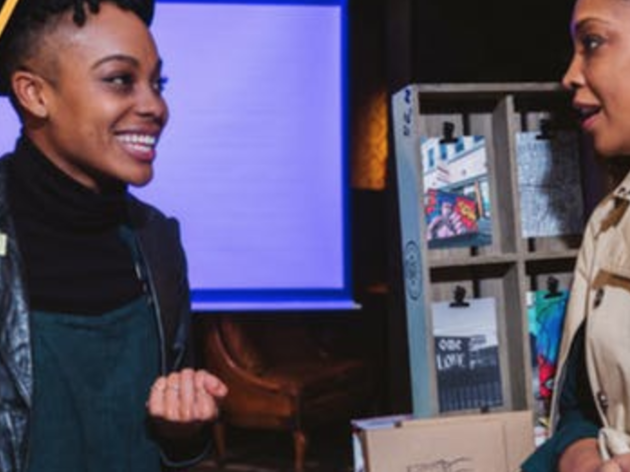 For the Culture: A Black Women's Holiday Market