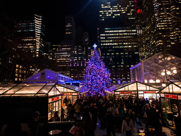 The best things to do on Christmas Eve in NYC