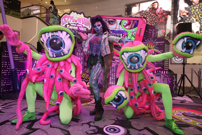 Fashion Walk Halloween Styloween Zombie Walk 2018