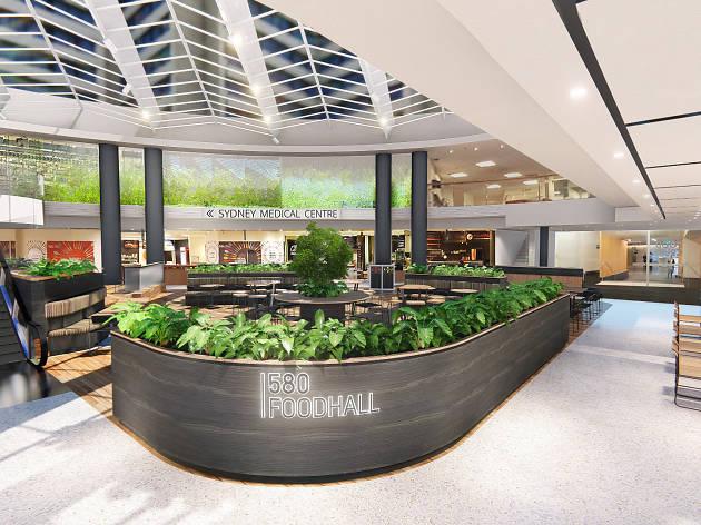 Meet Sydney's newest dining hall