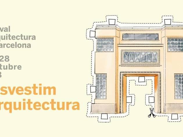 48 h Open House Barcelona 2018