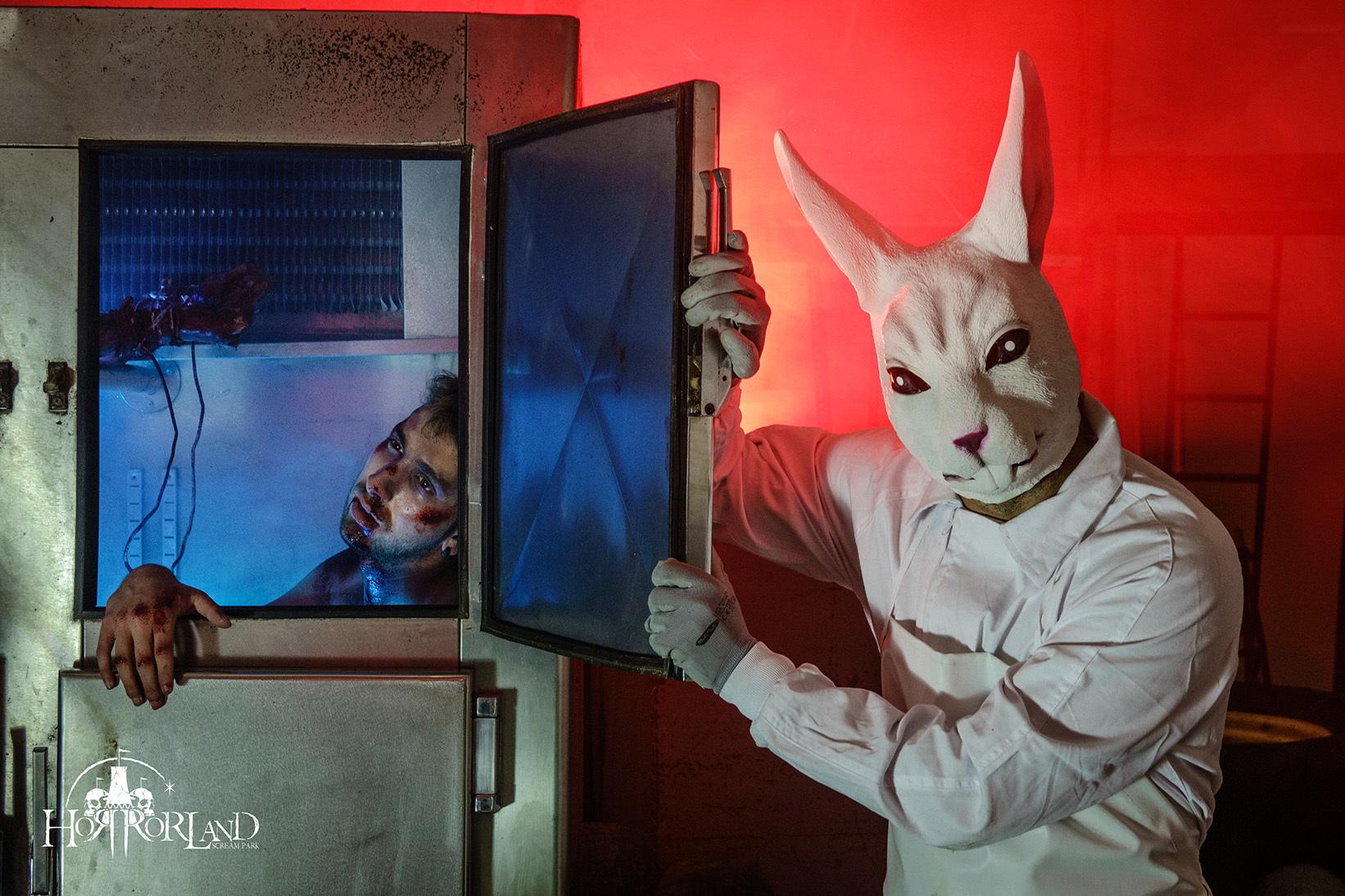 Horrorland Christmas: el parque temático de terror vuelve por Navidad