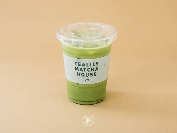 Tealily (B130)