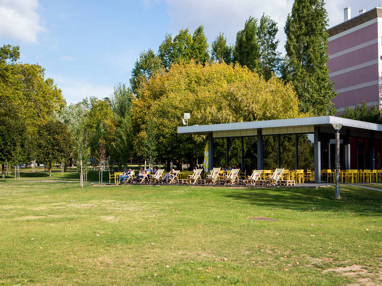 Os melhores parques e jardins em Lisboa
