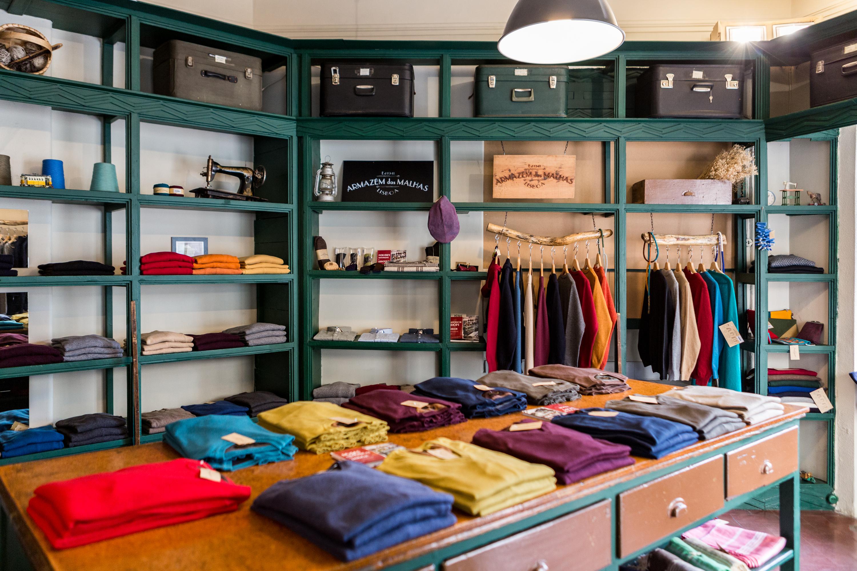 armazém das malhas, lojas antigas, graça, roupa, loja