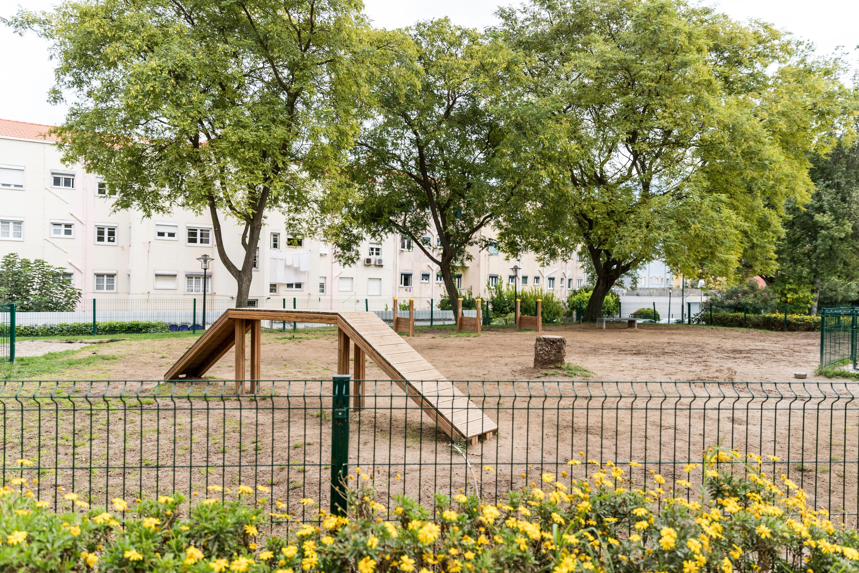 Dog Park do Jardim Fernando Pessa, Areeiro