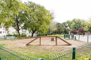 Parque canino do Jardim Fernando Pessa