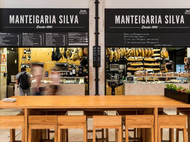 Time Out Market - Manteigaria Silva