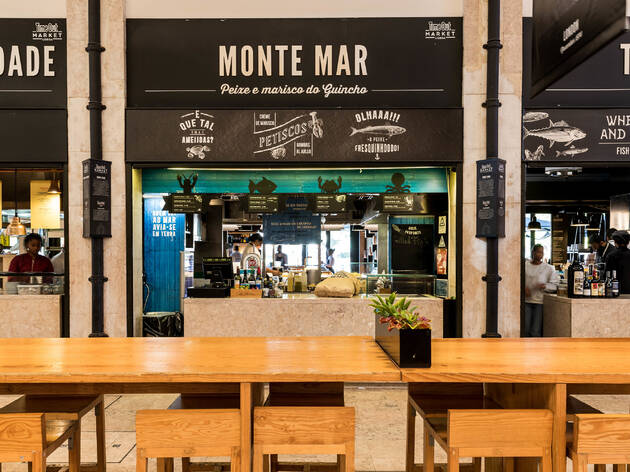 Time Out Market - Monte Bar