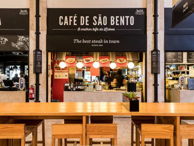 Time Out Market - Café de São Bento