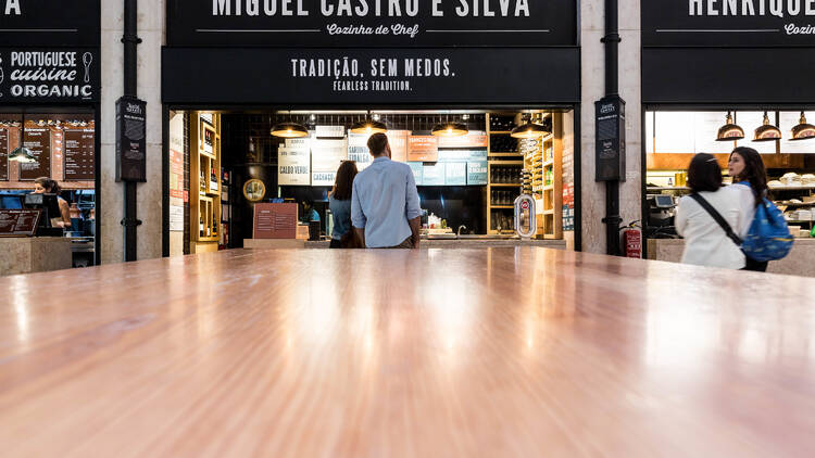 Time Out Market - Miguel Castro e Silva