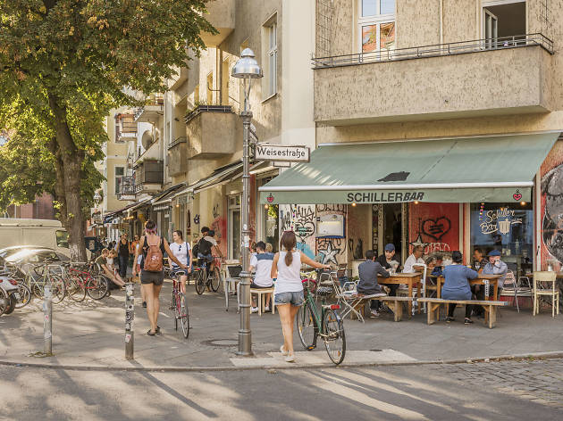 Entre los 50 barrios más cool del mundo está Neukölln en Berlín